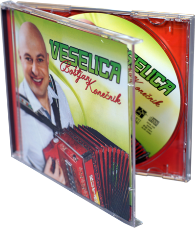 CD album Veselica