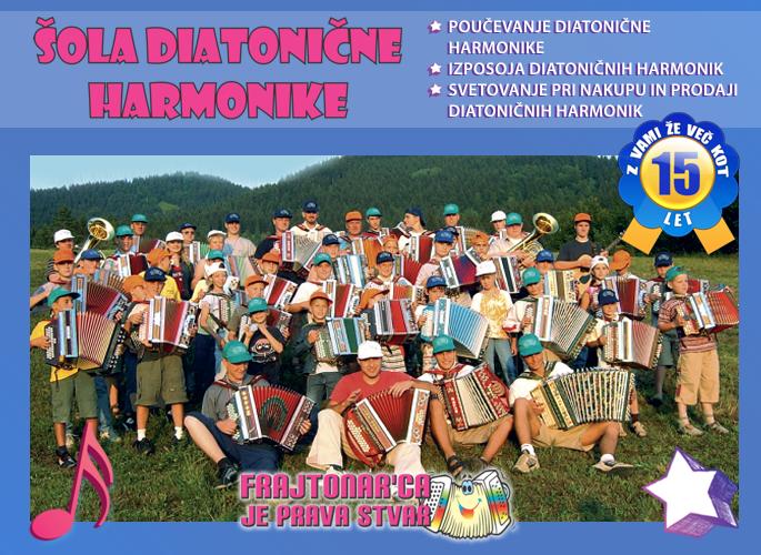 Boštjan Konečnik, šola diatonične harmonike