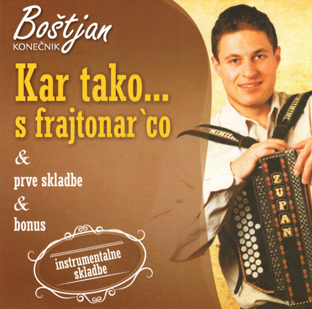 CD album Kar Tako... S Frajtonar'co